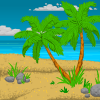 Tropical Backdrops